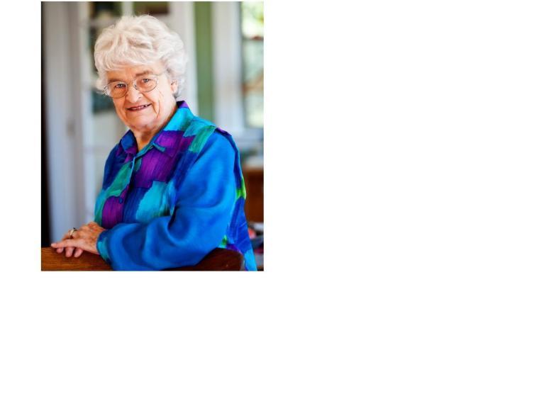 Joyce McCollaum Portrait